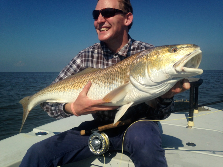 Fly fishing charters in new orleans louisiana for Randys fishing trips