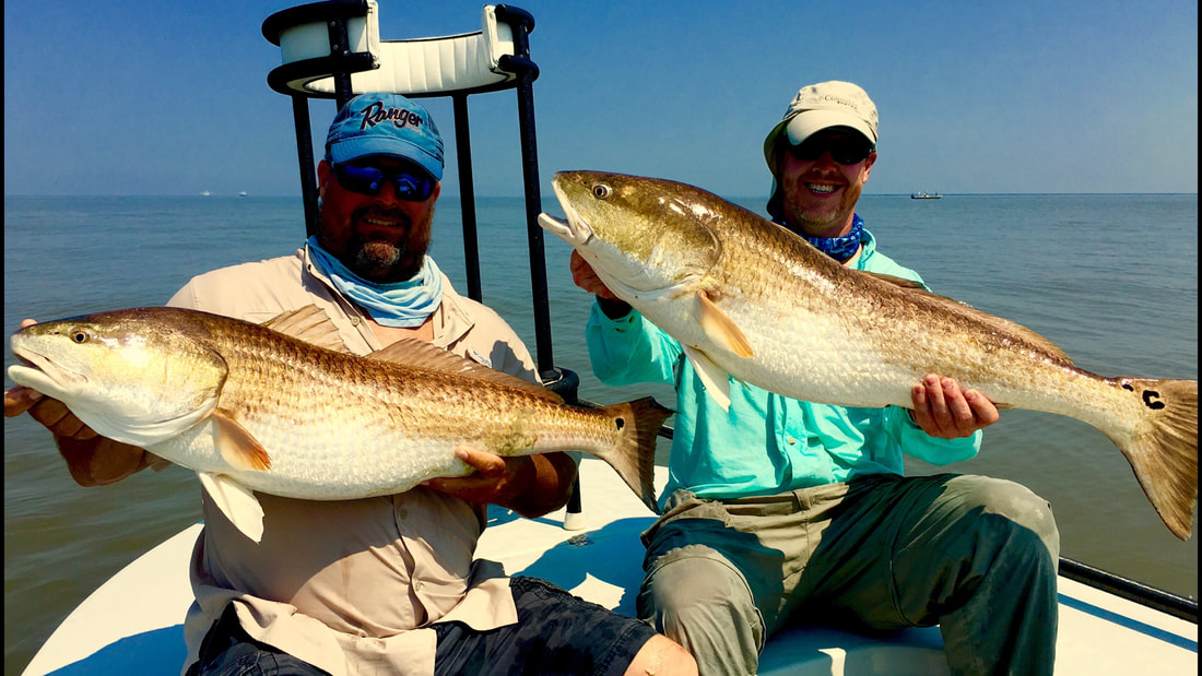 Best places to fly fish in Louisiana